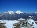 Mont Morbié et Mont Pelat en boucle du Col du Frêne