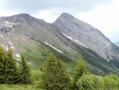 Boucle par le Mont Pécloz, le Mont d'Arménaz et la Pointe de la Fougère
