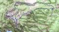 Circuit des vallons au pied du Col de la Gardiole