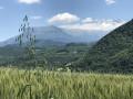 Montagnes environnantes