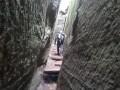 Les gouffres, antres, grottes et fentes de Berdorf