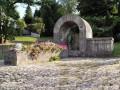 La reculée de Nacra, la Côte d'Arbois et les ruines du Château