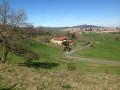 Dans les Monts du Lyonnais au départ de Saint-Laurent-de-Chamousset