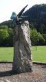 Monument Dédié à un aviateur