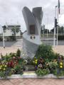 Monument en hommage au général de Gaulle