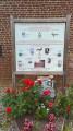 Monument en hommage aux aviateurs de la seconde guerre mondiale abattus dans le secteur.