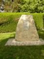Monument en souvenir des parachutages