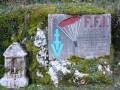 Levier: forêt de Maublin - Passage taillé