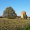 Moulin abandonné