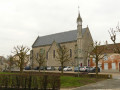 Ocquerre. L'église Saint Etienne