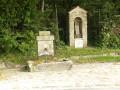 Oratoire et fontaine
