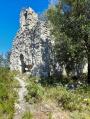 Circuit par le prieuré de Jouffre (ou de Jouffe)