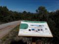 """Panneau pédagogique 4 """"Jeux de cartes ou de piste"""" sur la piste DFCI de la chapelle ND de Bellevue à Tavernes"""