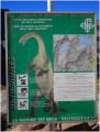 Panneau au site des Dinosaures