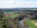 Panorama depuis Giroussens