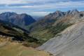 Panorama depuis le col du Couard