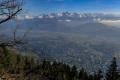 Panorama depuis le Mont Rachais