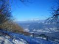 Panorama du belvédère de Fenestrez