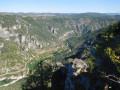 Panorama Roc des Hourtous-vue amont