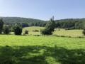 Panorama sur la campagne du côté du Jardin de la Bruyère
