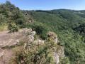 Le sentier du granite à la Roche d'Oëtre