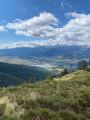 Au confins des Pyrénées Orientales, de l'Aude et de l'Ariège depuis Odelló