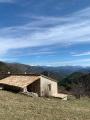 Panorama sur le Mercantour et la vallée