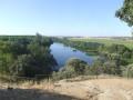 Panorama sur le rio Tormes