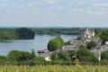Panorama sur Montsoreau