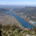 Le Mont Tournier à partir de Saint-Maurice