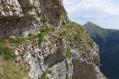 Passage dans le Col de Rabou