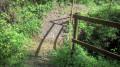 Passage du ruisseau du Bessou