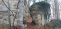 Passage entre 2 rochers de Mamerlach