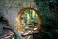 passage sous le pont
