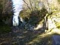 Passage taillé de Chalamont