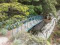 Les Cascades d'Orgon et le Monument André Chamson