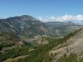 Paysage depuis le sommet