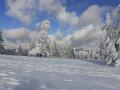 Tour du Wissgrut Tremonkopf en raquette à neige