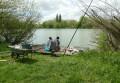 Pêche à l'étang d'Yerres