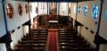 Péniche-chapelle