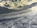 Pente de schiste du col de l'Aup Martin