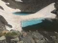 Petit lac au Carlit
