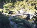 Petit pont sur le riu