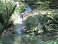 Petite cascade du Ruisseau de Combe Sandon