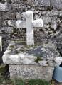 Petite croix de pierre