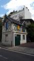 Petite maison à colombages Rue Parmentier à Asnières