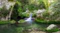Petites cascades sur l'Aiguebrun