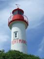 Anse de Poulguin et sentier côtier par Port Manec'h