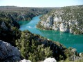Photo 7 - Vue sur les basses gorges du Verdon