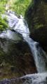 photo proche de la cascade